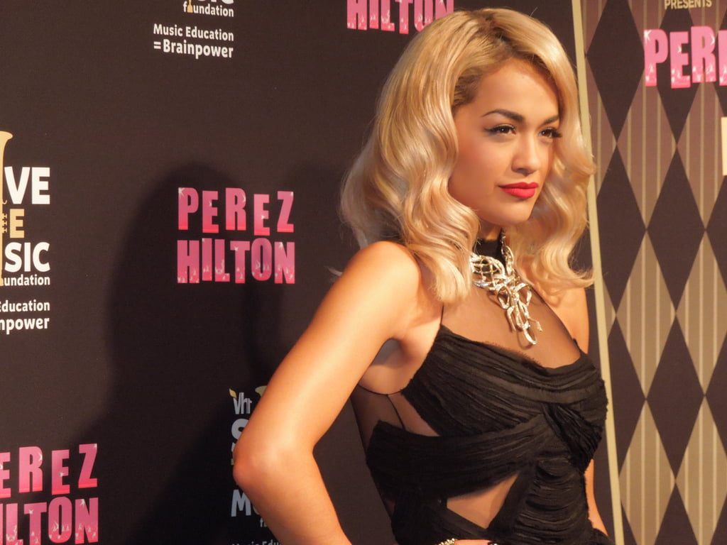 Rita-Ora hair cut