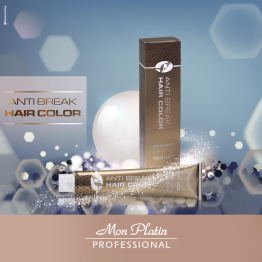 Anti-Break Professional Hair Color and Bleach